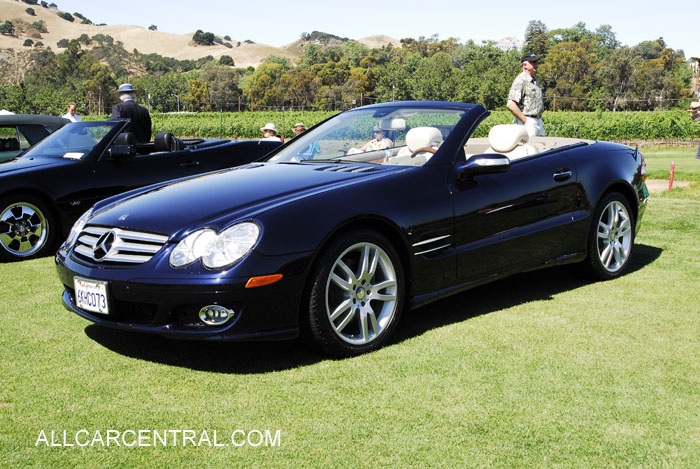 Image gallery 2008 sl550 for 2008 mercedes benz sl550 for sale