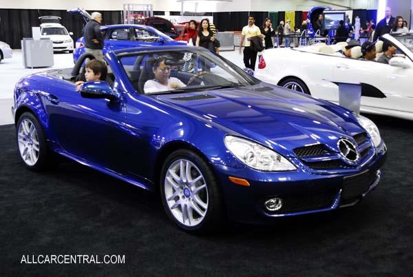 Image gallery slk 300 mercedes 2008 for Mercedes benz slk300