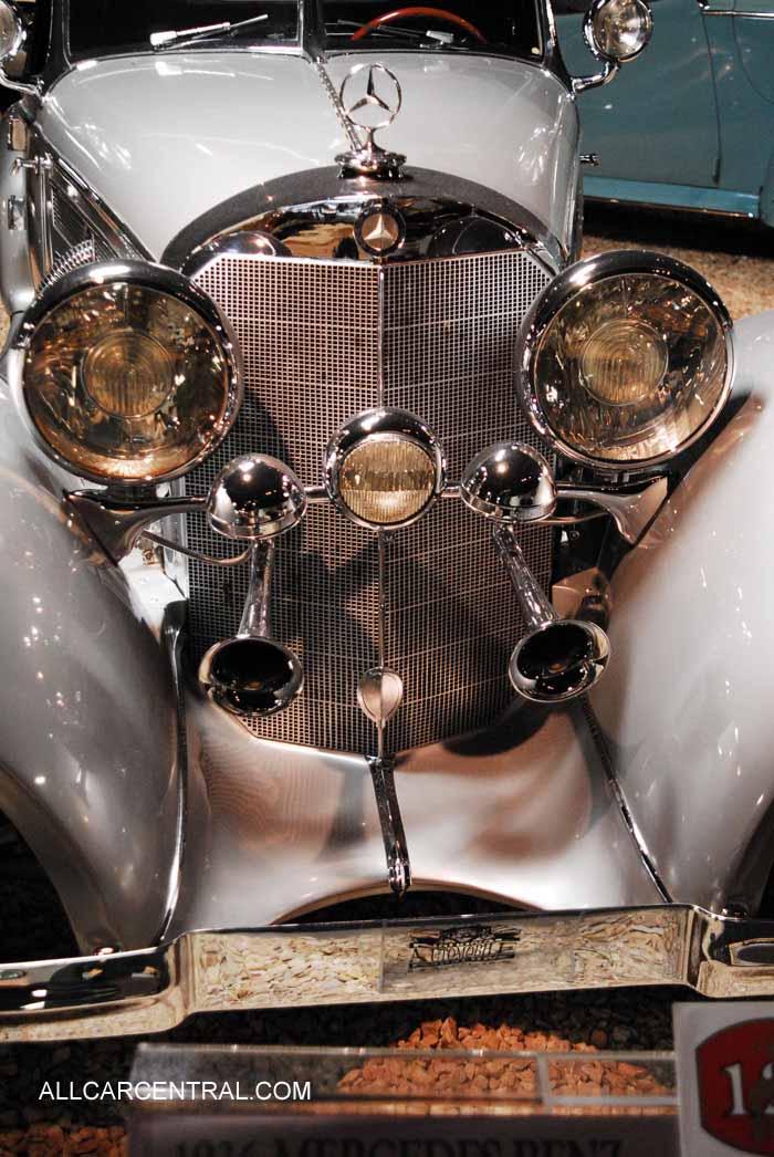 Mercedes-Benz Type 500 K Special Roadster 1936