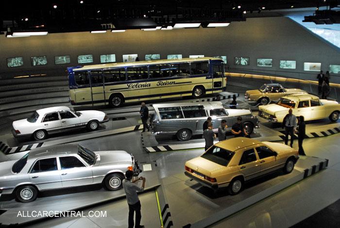 mercedes-benz museum all car central magazine visits 2012