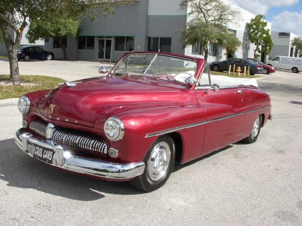 Mercury Convertible - specs, photos, videos and more on TopWorldAuto