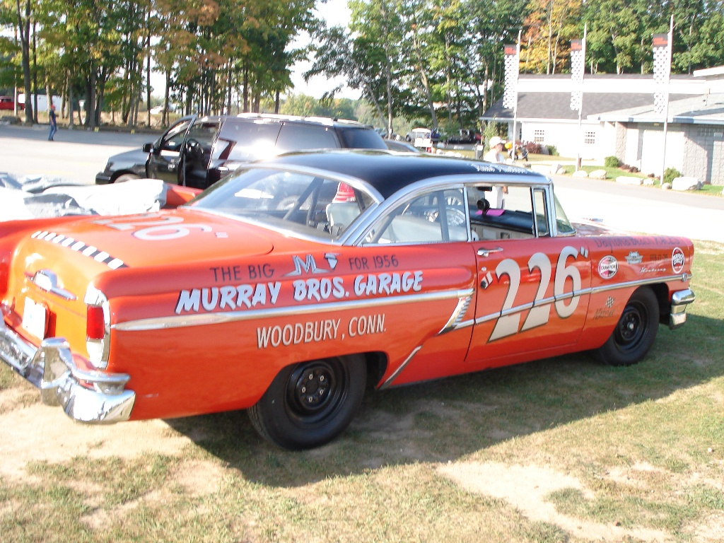 Mercury NASCAR 1956