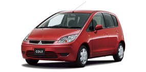 Mitsubishi Colt Cool Very 2010