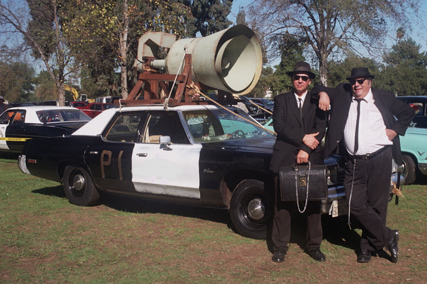1975  Dodge-Blues  Bros.and Bluesmobile