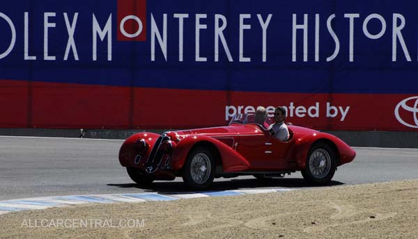 Monterey Historic Automobile Races
