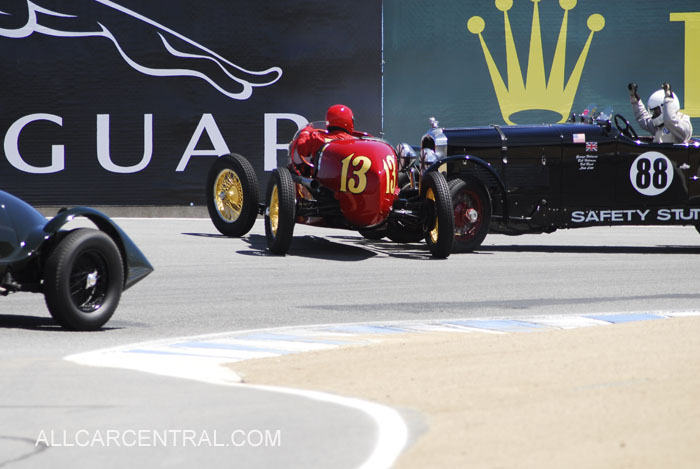 Gilmore Special Indy 1930 Monterey Motorsports Reunion 2011