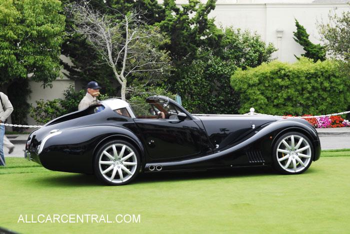 Morgan photographs and Morgan technical data - All Car ...