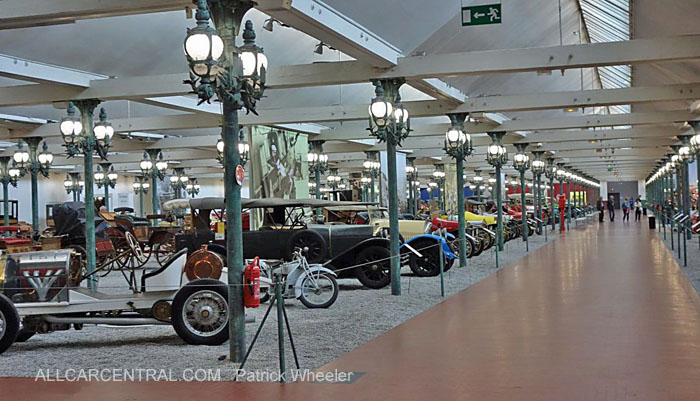 Musée National de l'automobile