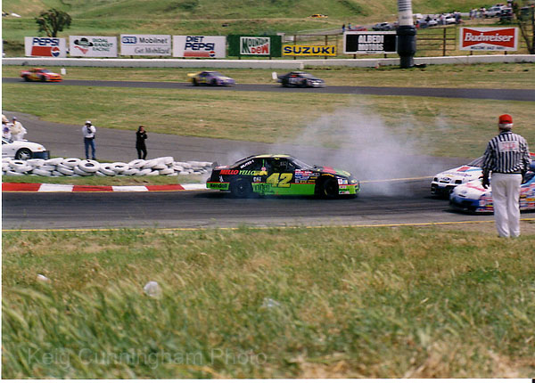 NASCAR AT SEARS POINT, 1994