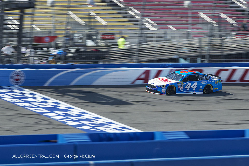 Car 44 Brian Scott  NASCAR California Auto Club 400 Fontana, California
