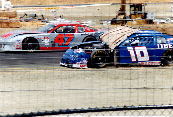 NASCAR AT SEARS POINT, 2001