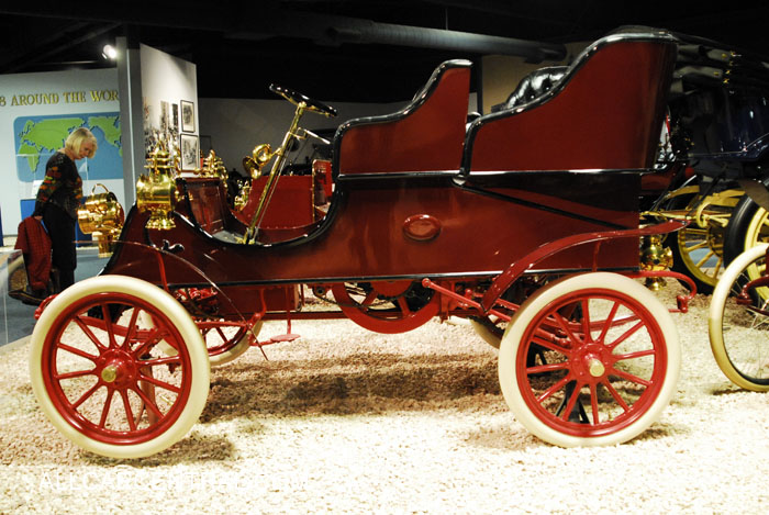Cadillac A Runabout 1903