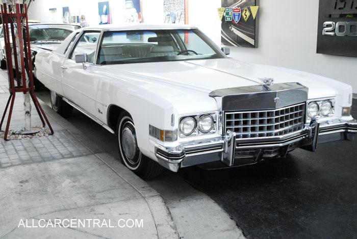 Cadillac Eldorado Bbm National Auto Museum Nv