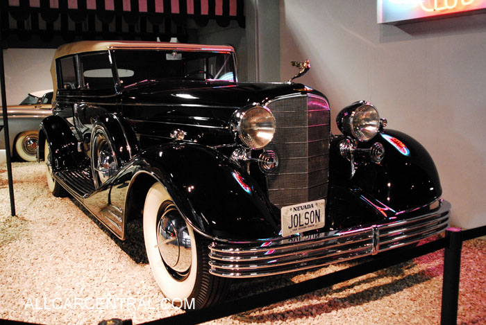 Cadillac Series 452C All Weather Phaeton 1933