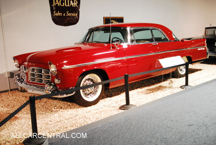 Chrysler 300B Sports Coupe 1956
