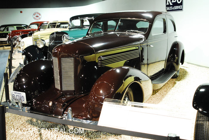 Cord Experimental Supercharged Limo 1936