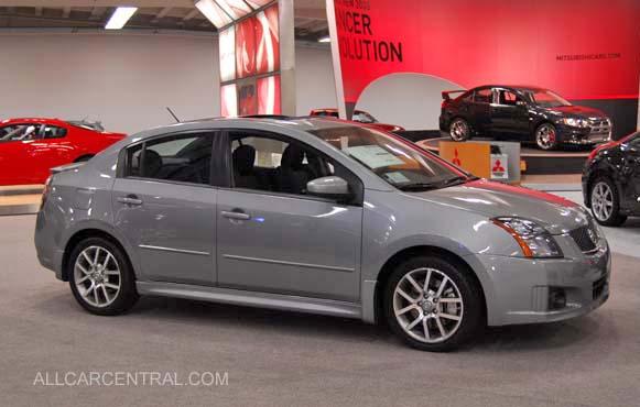 2006 Nissan Sentra Se R Spec V >> Nissan photographs and Nissan technical data - allcarcentral.com