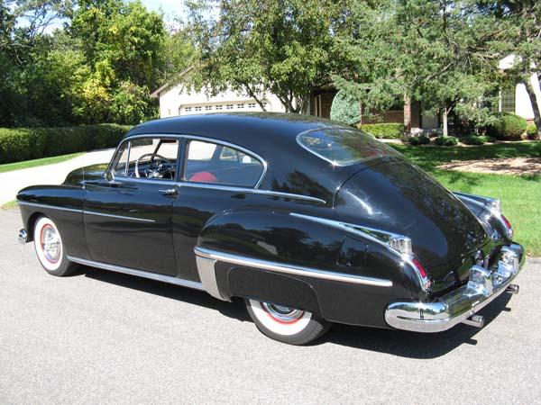 Oldsmobile Fastback 1949