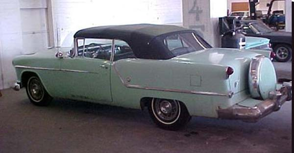 Oldsmobile 88 convertable 1954