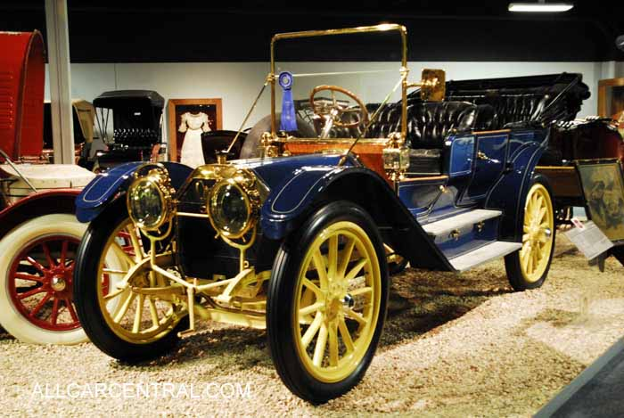 Oldsmobile Limited Touring 1910