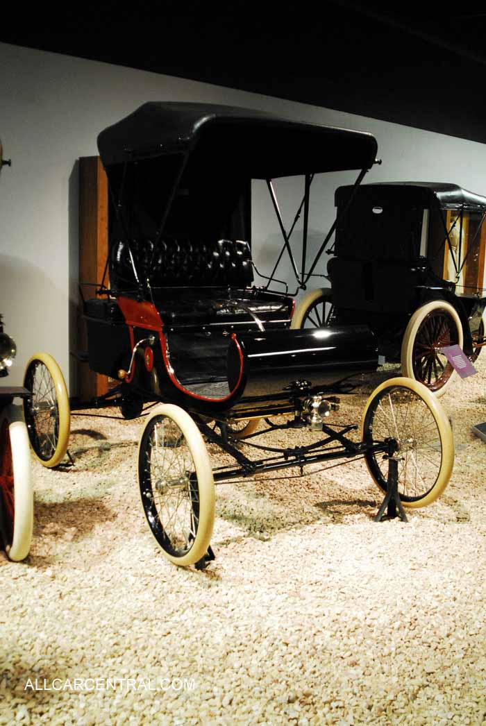 Oldsmobile R Runabout 1902