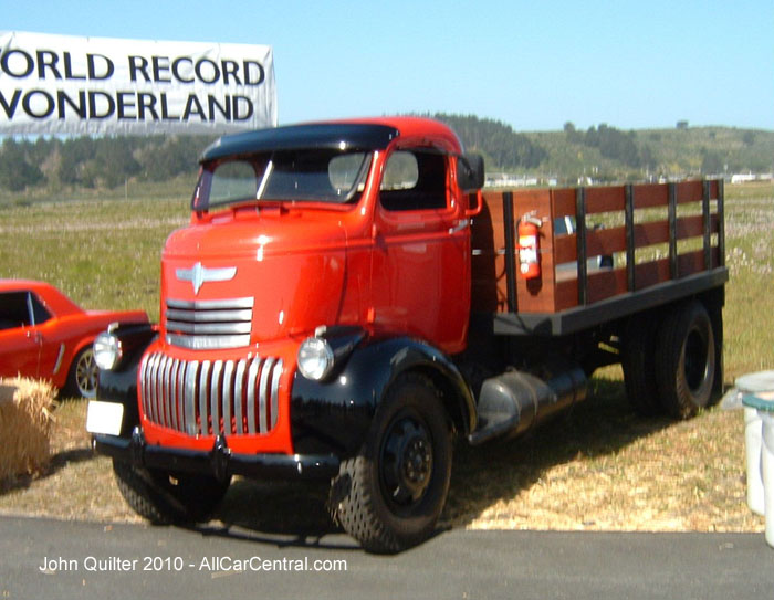 1941 Chevy Coe For Sale | Autos Weblog