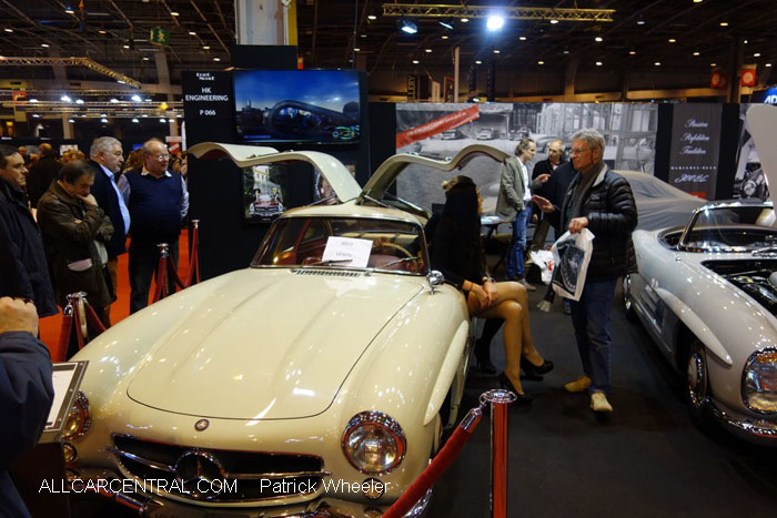 Paris Retromobile 2015