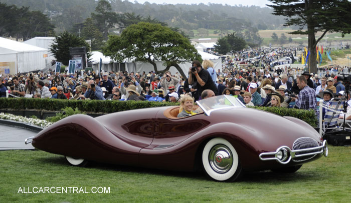 Pebble Beach Automotive Week in 2014