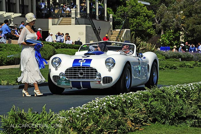 Cunningham C-2 sn-5102 Roadster 1951  Pebble Beach Concours d'Elegance 2015