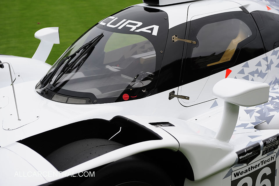 Acura ARX-05 Dayona Protoype 2017  Pebble Beach Concours d'Elegance 2017