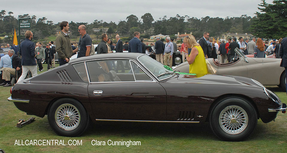 Aston Martin DBSC Touring Coupe sn-2662L 1966  Clara Cunningham Photo Pebble Beach Concours d'Elegance 2017
