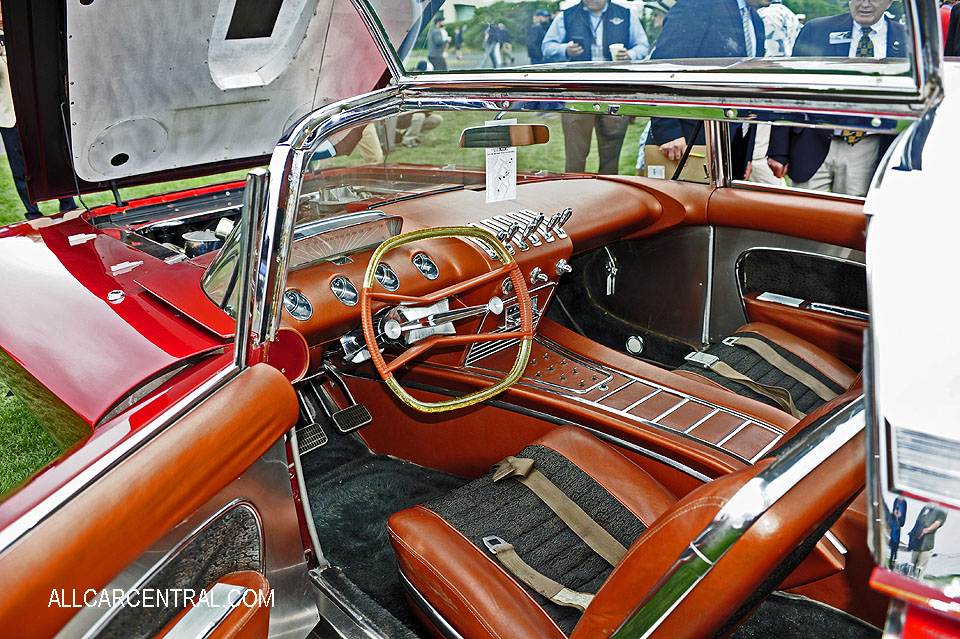 DiDia 150 Bobby-Darin-Coupe 1960 Pebble Beach Concours d'Elegance 2017