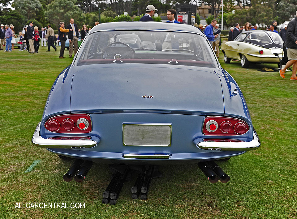 Ferrari 500 Superfast Series 1 Pininfarina Fixed Head Coupe 1965 Pebble Beach Concours d'Elegance 2017