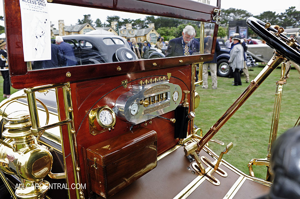 Leon Bollee 40-50 HP 1905 Pebble Beach Concours d'Elegance 2017