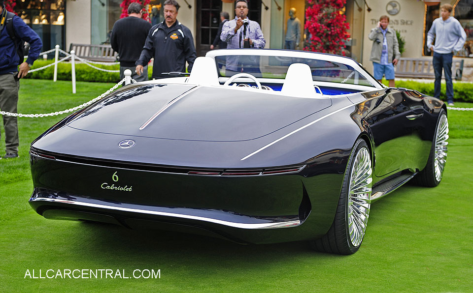 Pebble Beach Concours DElegance Concept Cars All Car - Pebble beach car show 2018