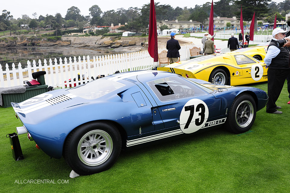 Ford GT-103 Prototype 1964 Pebble Beach Concours d'Elegance