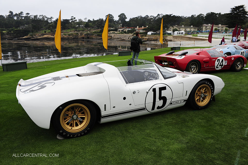 Ford GT-109 Roadster 1965 Pebble Beach Concours d'Elegance