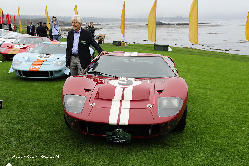 Ford GT40 XGT-3 Mark II 1966 Pebble Beach Concours d'Elegance