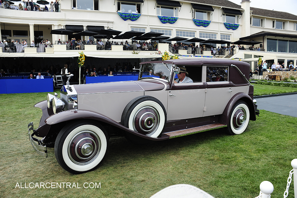 pebble beach concours d 39 elegance 2016 p r cars all car central magazine. Black Bedroom Furniture Sets. Home Design Ideas