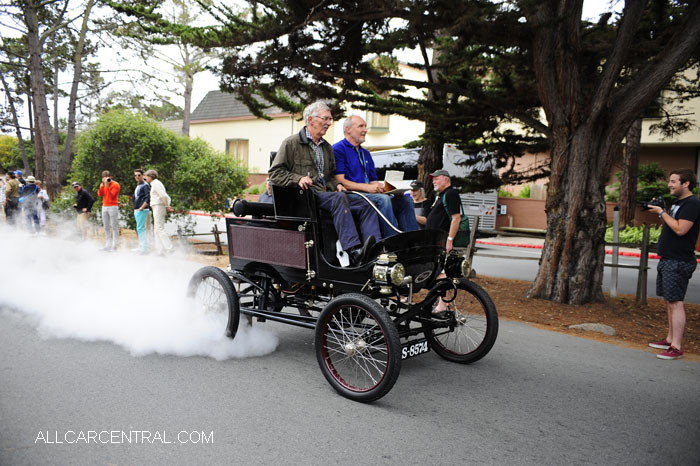 Toledo Model A Stanhope Runabout 1902 Pebble Beach Tour d'Elegance 2014