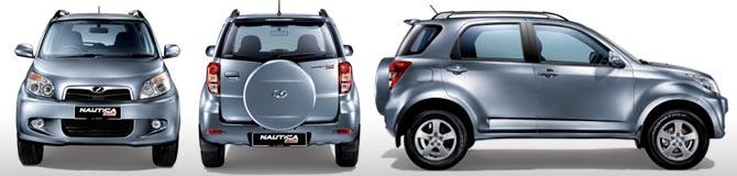 Perodua photographs and Perodua technical data - All Car