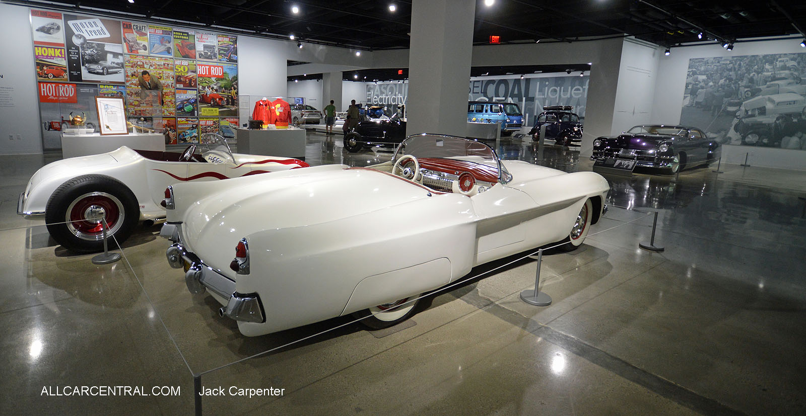 Car Museum Los Angeles >> Petersen Automotive Museum 2016 Gallery 4 - All Car Central Magazine
