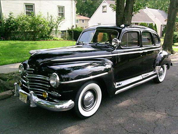 1942 plymouth de luxe four door sedan p 14 s for 1947 plymouth 4 door sedan