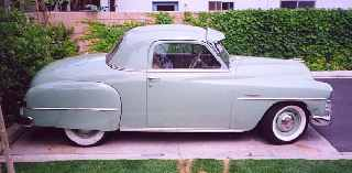 Plymouth Business Coupe 1952
