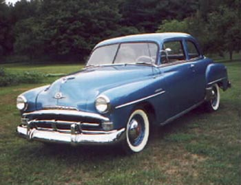 Plymouth Cambridge Club Coupe 1951