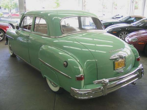 Plymouth Club Coupe 1950