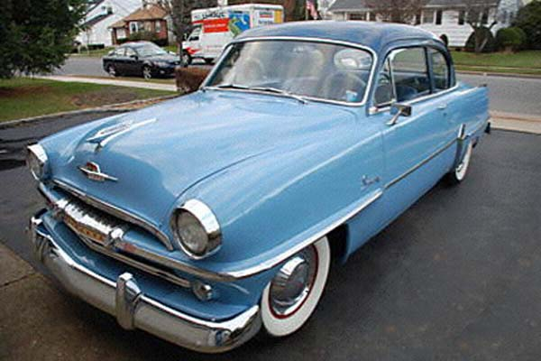 Plymouth Club Coupe 1954
