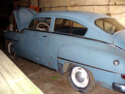 Plymouth Concord 2-Door Sedan 1951