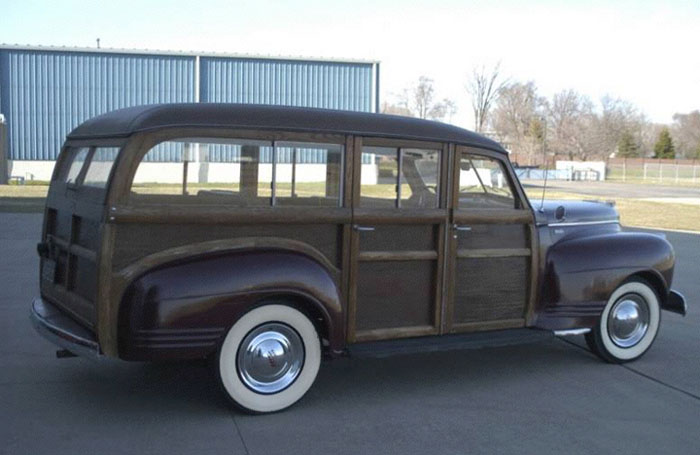 Plymouth Series P20-12 Special DeLuxe 1941