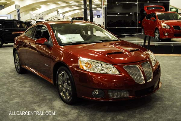 Pontiac photographs and Pontiac technical data - All Car ...